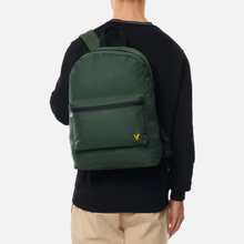 Рюкзак Lyle & Scott Core Classic Jade Green фото- 3