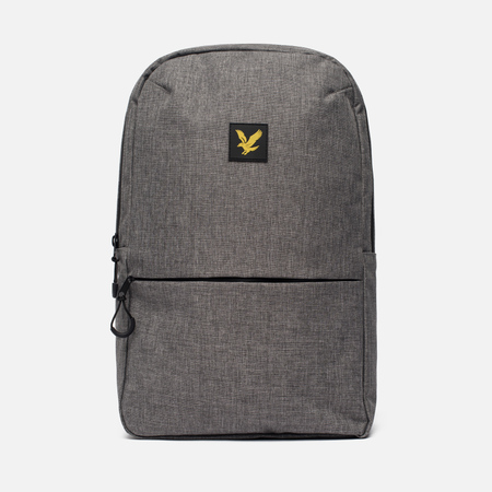 Рюкзак Lyle & Scott Fully Lined Grey Marl