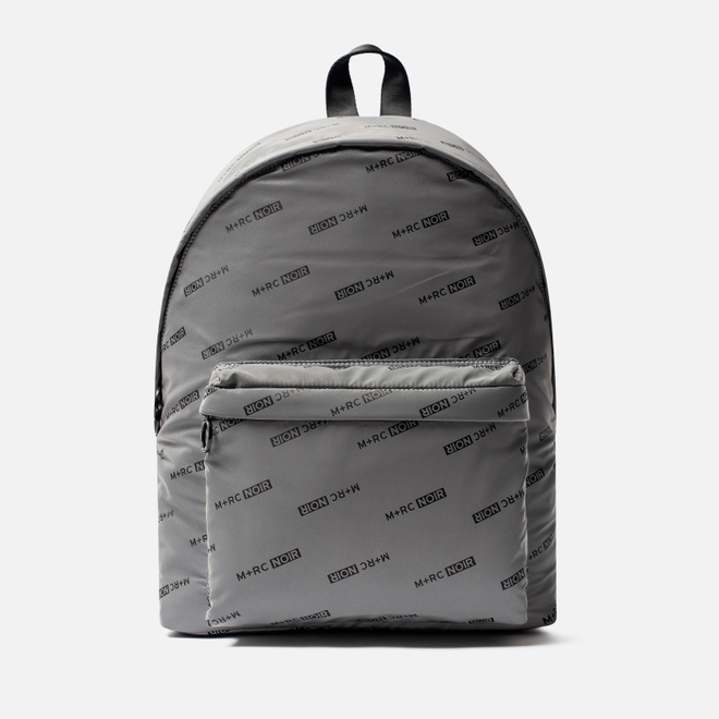 Рюкзак M+RC Noir Monogram 3M Silver Grey