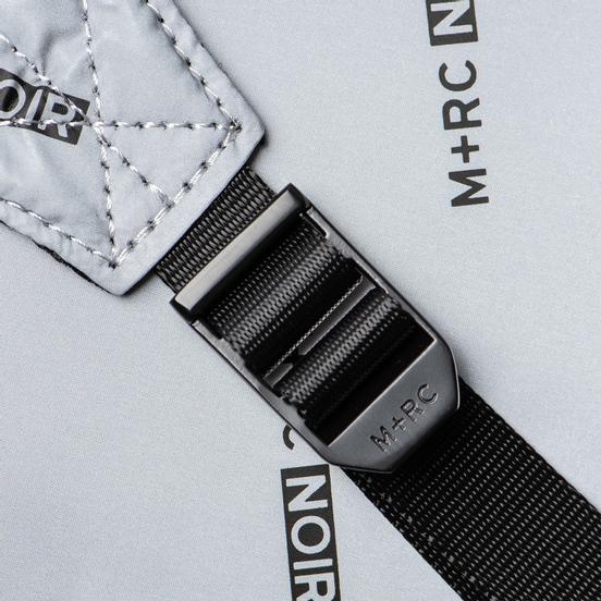 Рюкзак M+RC Noir Monogram 3M Silver Grey