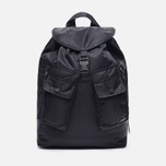 Рюкзак maharishi Flight Nylon Black фото- 0