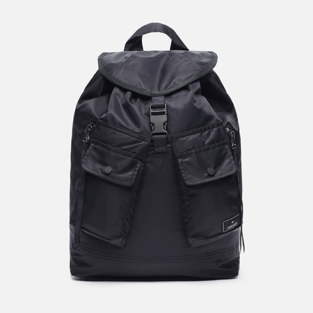 Рюкзак maharishi Flight Nylon Black