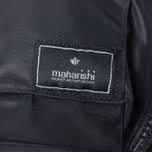 Рюкзак maharishi Flight Nylon Black фото- 5