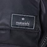 Рюкзак maharishi Flight Nylon Black фото- 5