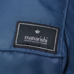 Рюкзак maharishi Flight Nylon Dark Navy фото- 5
