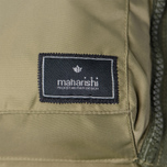 Рюкзак maharishi Flight Nylon Maha Olive фото- 5