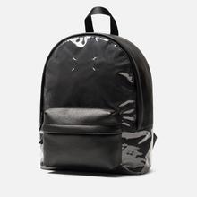 Рюкзак Maison Margiela 11 Classic Leather/Vinyl Black/Black фото- 1