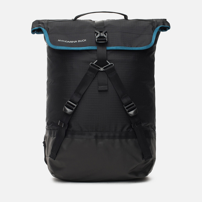 Mandarina Duck Rebel T02 Backpack Black