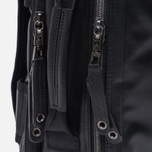 Рюкзак Master-piece Density Herringbone Coating Version 16L Black фото- 9