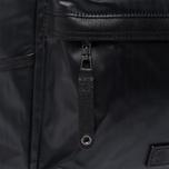Рюкзак Master-piece Density Herringbone Coating Version 23L Black фото- 7