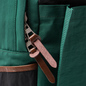 Рюкзак Master-piece Link 13L Green/Black фото - 5