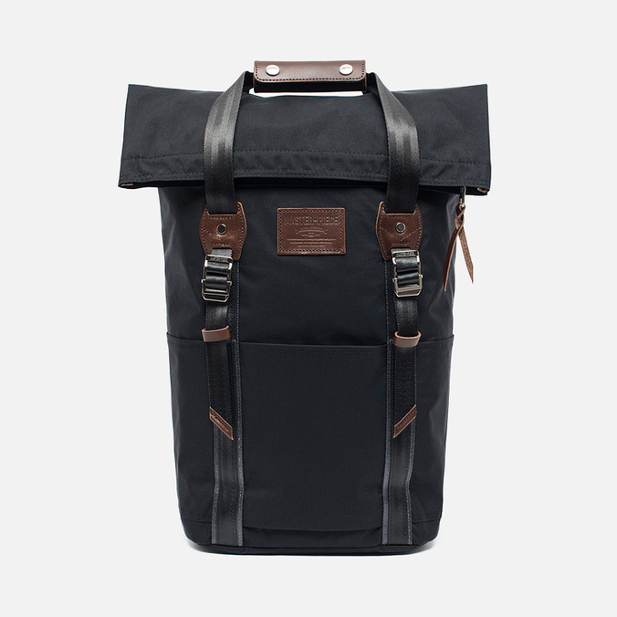 Master-piece Milly Roll Top 17L Backpack Black