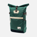 Master-piece Over ver.6 Roll Top 17L Backpack Green photo- 1