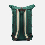 Master-piece Over ver.6 Roll Top 17L Backpack Green photo- 3