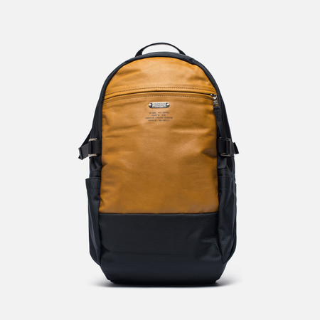 Рюкзак Master-piece Spec Leather 18L Navy