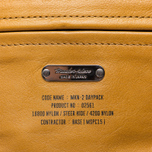 Рюкзак Master-piece Spec Leather 18L Navy фото- 4