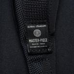 Рюкзак Master-piece Spec Leather 18L Navy фото- 7
