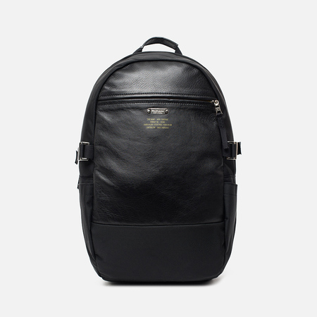 Рюкзак Master-piece Spec Leather 18L Black