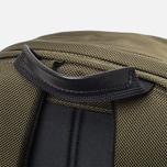 Рюкзак Master-Piece Spec Leather Khaki фото- 5