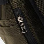 Рюкзак Master-Piece Spec Leather Khaki фото- 6