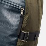 Рюкзак Master-Piece Spec Leather Khaki фото- 7