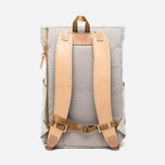 Master-Piece x Nowartt Leahter Serries 10 Backpack White photo- 3