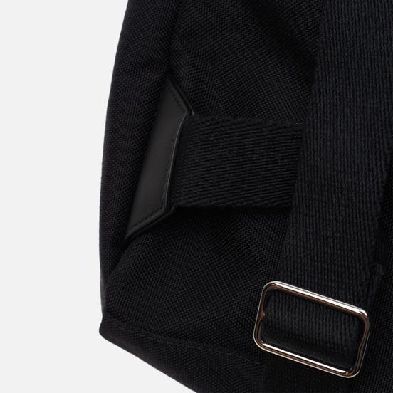 Рюкзак McQ Alexander McQueen Classic Nylon Swallow Swarm Print Black