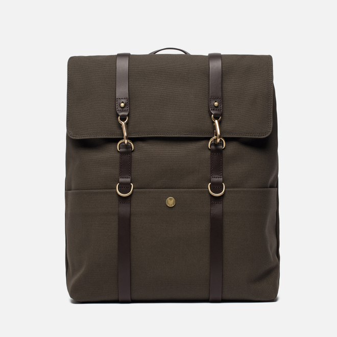 Рюкзак Mismo Backpack Army/Dark Brown