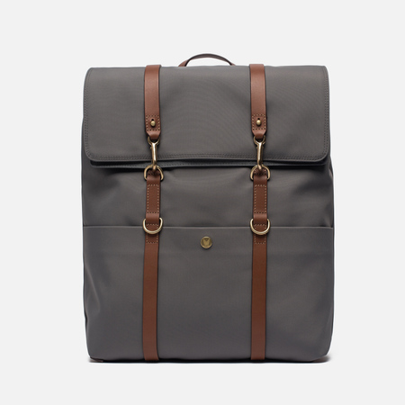 Рюкзак Mismo Backpack Concrete/Cuoio