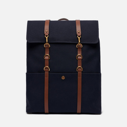 Рюкзак Mismo M/S Backpack Midnight Blue/Cuoio