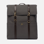 Рюкзак Mismo MS Backpack Great Grey/Dark Brown фото- 0