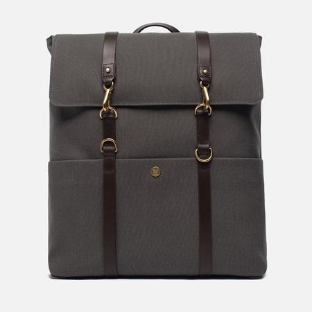 Рюкзак Mismo MS Backpack Great Grey/Dark Brown