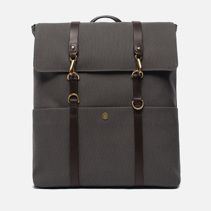 Рюкзак Mismo MS Backpack Great Grey/Dark Brown