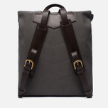 Рюкзак Mismo MS Backpack Great Grey/Dark Brown фото- 3