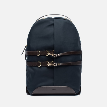 Рюкзак Mismo Sprint Navy/Dark Brown