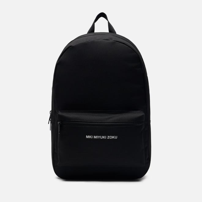 Рюкзак MKI Miyuki-Zoku Logo Black