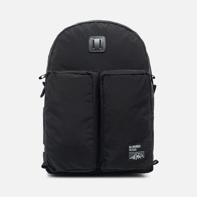 Рюкзак Mt. Rainier Design Classic Two Pocket Black