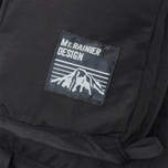 Рюкзак Mt. Rainier Design Classic Two Pocket Black фото- 4