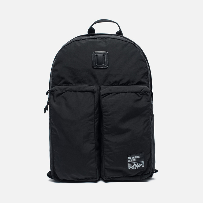 Рюкзак Mt. Rainier Design MR61348 Classic Two Pocket Black