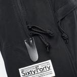 Рюкзак Mt. Rainier Design MR61349 Classic Handle Daypack Black фото- 6