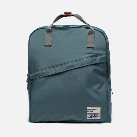 Рюкзак Mt. Rainier Design MR61349 Classic Handle Daypack Blue/Grey