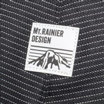 Рюкзак Mt. Rainier Design Reflect Oval Black фото- 4