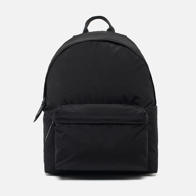 Mt. Rainier Design Simple Backpack Black
