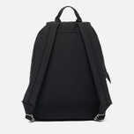 Mt. Rainier Design Simple Backpack Black photo- 3