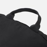 Mt. Rainier Design Simple Backpack Black photo- 7