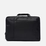 Сумка Nanamica 2-Way Briefcase Black фото- 0