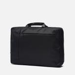 Сумка Nanamica 2-Way Briefcase Black фото- 1