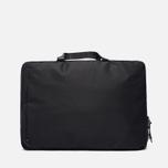 Сумка Nanamica 2-Way Briefcase Black фото- 3