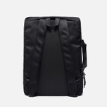 Сумка Nanamica 2-Way Briefcase Black фото- 4