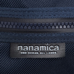 Сумка Nanamica 2-Way Briefcase Navy фото- 5